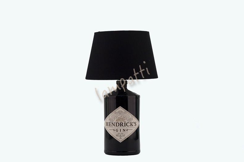 Hendricks Gin tafellamp